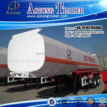 CCC ISO Certification 2/3-axle Fuel Tank semi Trailer/Oil Tanker Trailer for Africa