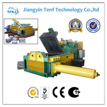 Y81T-1600 Push out automatic hydraulic copper scrap baling machine CE
