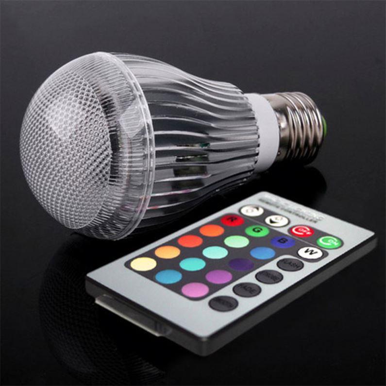 9w rgbw iphone controlled bluetooth led bulb color for Bluetooth controlled light bulb