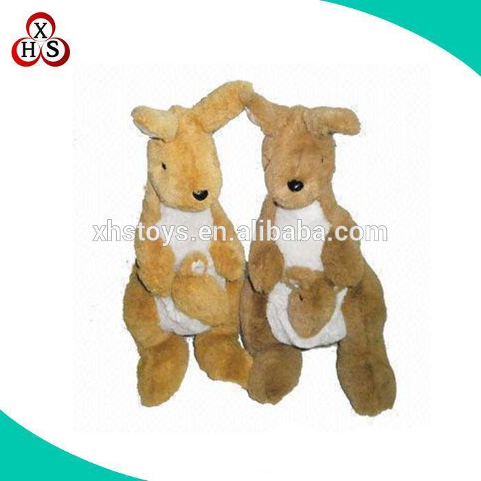 Hot sale australian plush stuffed kangaroo toys buy
