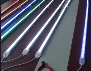 addressable pixel ws2811 rgb led rigid bar outdoor use IP68