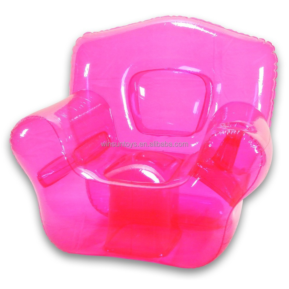 Inflatable pool chair inflatable air chair inflatable bubble chair