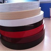 cheap kitchen furniture self adhesive edge banding