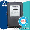 DT862 three-phase electromechnical how digital electric meter reading