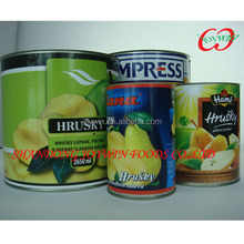 Canned Food,Canned Fruit,Canned Snow Pear in Syrup with Holesale