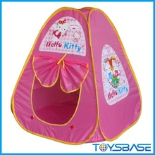 Kids animal playing tent