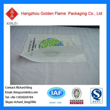 FDA & SGS approvable die cut plastic hdpe bag/cake packing bags for sale