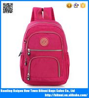 2015 latest leisure style students fancy high school backpack