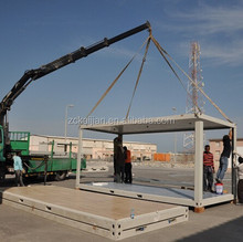 comfortable movable prefabricated homes