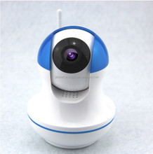 2015 New Wireless Alarm Night Vision Network camera CCTV Security IP Camera with WIFI HD 720P Home