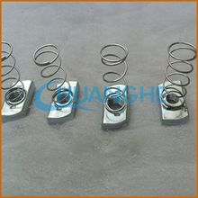 alibaba website spring nuts/ spring nut/ c channel accessories with ce ul nema iso