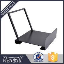 Hight quality shopping malls counter wallet display stand