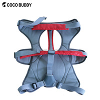 2015 hot new pet dog products outdoor dog neoprene padded harness vest XXL dog harness factory on sale