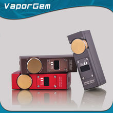 China wholesale market wax vaporizer pen exgo w1 igem 40 support 0.3-.35ohm atomizert resistance