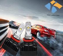 2015 Car LED headlight Conversion Kit H11 for Toyota Reiz 2012