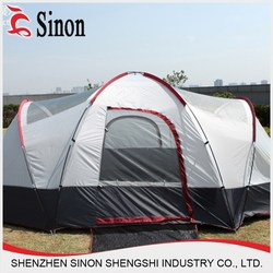 china maker flexible cheap family tent with kitchen