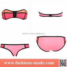 2015 Fashion Padded Bikini