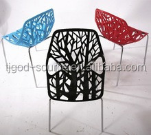 new plastic red leisure sex chair home furniture