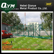 Hot sale low price welded mesh fence/ Blue/Green/White Welded Wire Mesh Fence with folds
