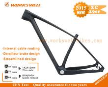 Toray T700 Japan carbon 29er full carbon mountain bike frames