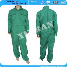 Manufacture sale flame retardant fire proof make to order EN standard coal mine workwear for worker