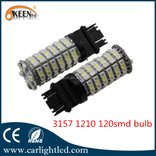 3157 120 smd 1210 LED Car Brake Lights Interior Lamp Bulb for Car