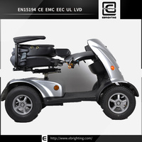 electric double seat 48V 500W BRI-S05 scooter pro christchurch