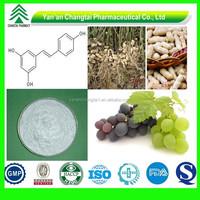 Reasonable price Tops Fine quality Resveratrol bulk powder