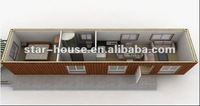 container prefabricated modular house for hotel,office,apartment,toilet,shop&camp