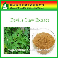 Devil S Claw Extract (plant Extract) Harpagoside 2.5%,5%/Factory Devil's Claw Extract 5% Harpagoside Hplc /Plant Extract