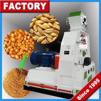 10 T/H automatic best mixer grinder machine for corn