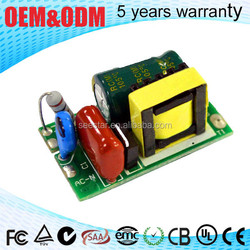 BIS is pending 300mA DC9-18v 4-7*1W 5W 6W 7W built-in led driver for bulbs and more