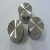 Bright Surface Forged Titanium DIsc Price per Kg ASTM B381