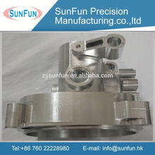 Customized Precision 2012 hot high precision cnc lathe machine