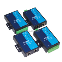 SF-NC602 10/100M 2 Port RS-422 to TCP/IP Ethernet converter wall mounting