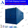 sea container and bulk goods container