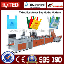 Non Woven Carry Bag Making Machine/Automatic Shopping Bag Making Machine/Non Woven Bag Machine