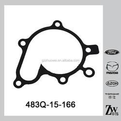 Haima Parts Auto Water Pump Gasket for Haima 479Q 483Q 483Q-15-166