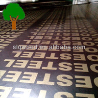 4*8 feet and 5*10 feet Film faced plywood board