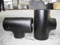 API5L ASTM TEE PIPE FITTING lateral tee