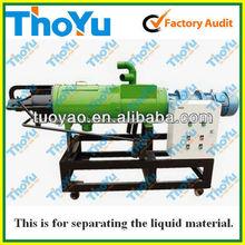 Ty- serie de máquina de deshidratar para estiércol de vaca/avesdecorral de pollo en alibaba de sms: 0086-15238398301