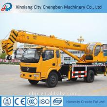 Dongfeng modelo grúas mejor estabilidad elevación