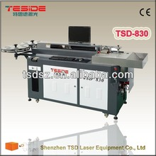 IN STOCK TSD-830 Automatic CNC press brake / sheet metal cutting and bending machine