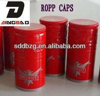 twist off wine cap/pilfer-proof caps/screw caps
