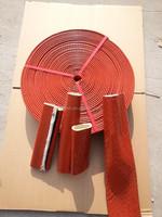 acrylic coated fiberglass sleeving