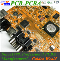DIP SMT pcb assembly with OEM service electronic pcb assembly pcba electronic manufacturing services