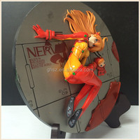 Customized factory price asuka model neon genesis evangelion manga