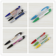promotion banner pen with stylus,new model stylus pen with hanger,cheap stylus pen with logo