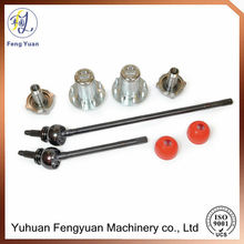 Supply DIfferent Small Gear Shaft And Axle Shaft In Mechanical Products