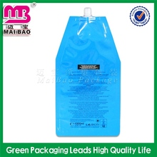 advanced equipment made laminating bags spout pouch